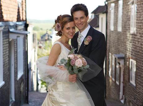 Wedding Flowers by In Bloom Brighton Flowers.