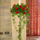 6 foot tall free standing candlestick