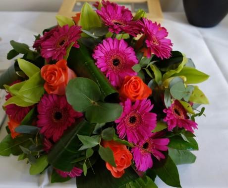 Funeral flowers in Brighton