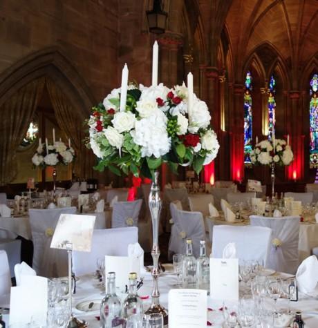 Table candelabra