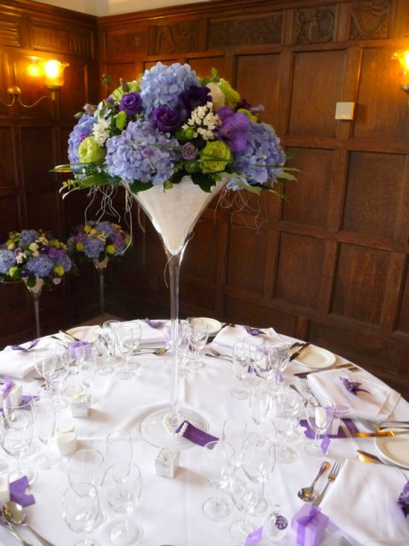 wedding table centrepieces brighton sussex based florist in