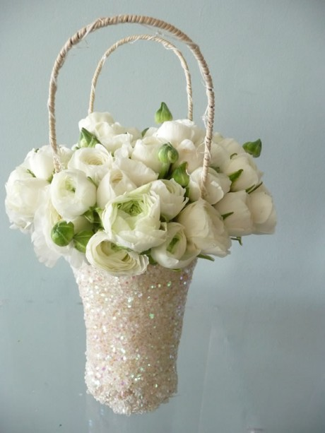 Bridal basket.