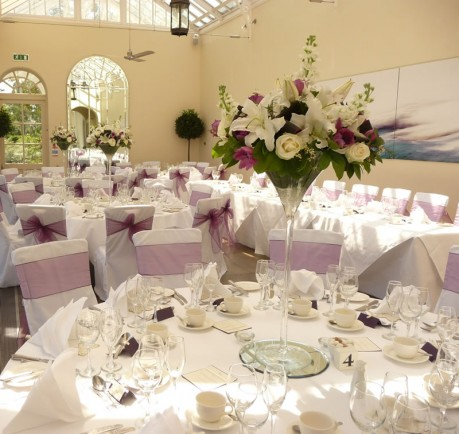 Late spring wedding at Buxted Park Hotel, Sussex