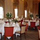 90cm vintage style candelabras at the beautiful Grand Hotel in Eastbourne