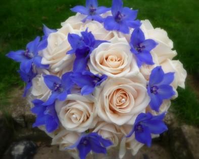 Win a bridal bouquet at the Royal Pavilion wedding fair.