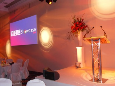 BBC Showcase event Brighton 2009.