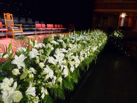 University of Sussex award ceremonies at the Brighton Dome
