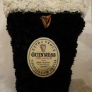 Guinness glass tribute
