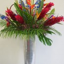Large arrangement
