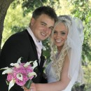 Wedding flowers from Blooms for Business