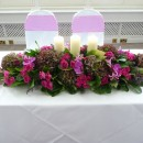 Top table arrangement