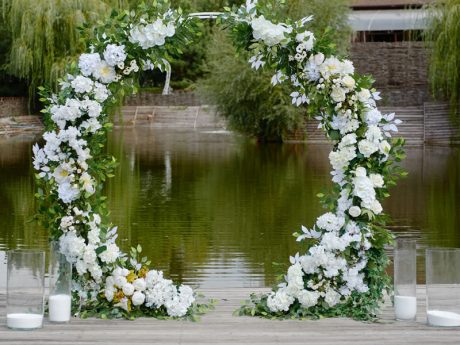 Wedding flower trends 2021/22